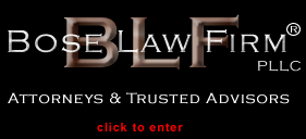 Click to Enter Bose Law Firm